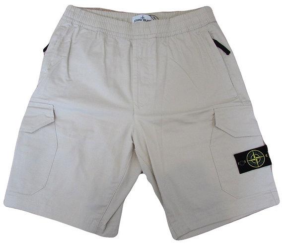 7215L0814 Stone Island Shorts in Beige(V0090)
