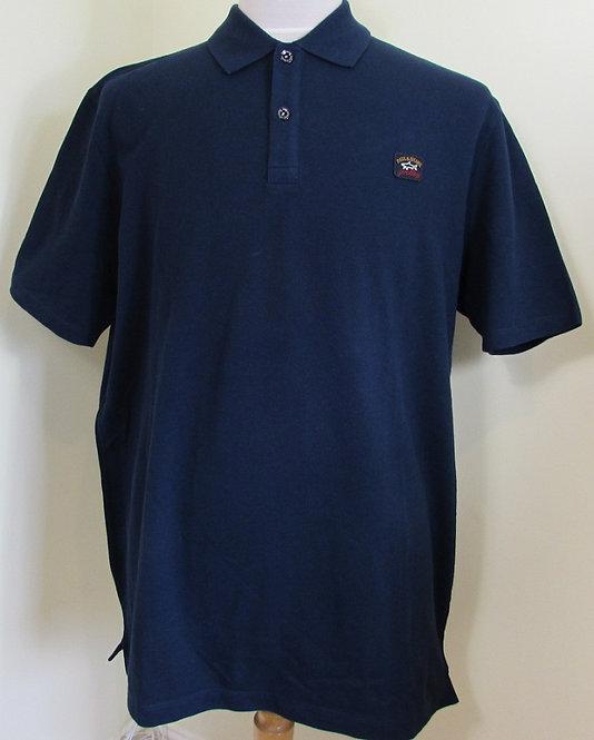 C0P1000 Paul & Shark Polo Shirt in Navy(013)
