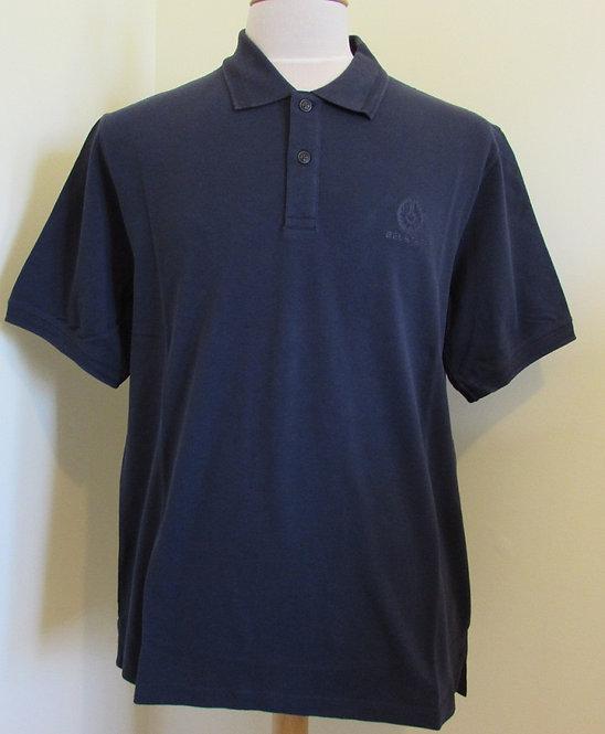 71140259 Belstaff Polo Shirt in Navy (80000)