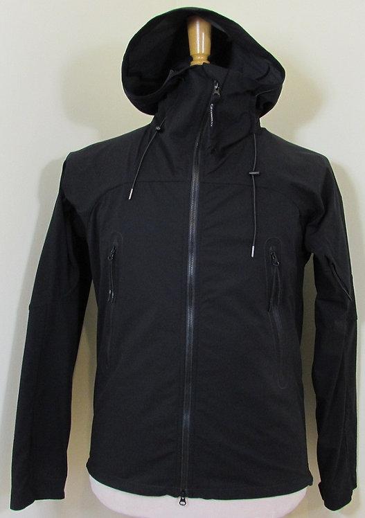 02CM0W124B C.P. Company 'Pro-Tek' Fixed Hood Jacket in Black