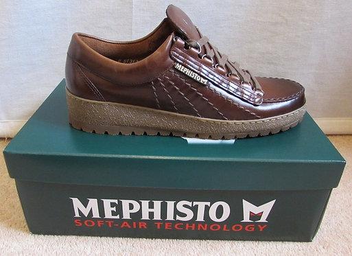 Mephisto 'Rainbow' Shoes in Chestnut (4778)