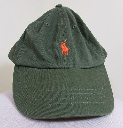 Ralph Lauren Polo Cap in Green