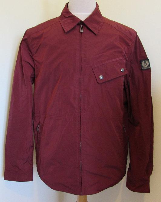 Belstaff 'Camber' Overshirt Jacket in Blackberry (40003)