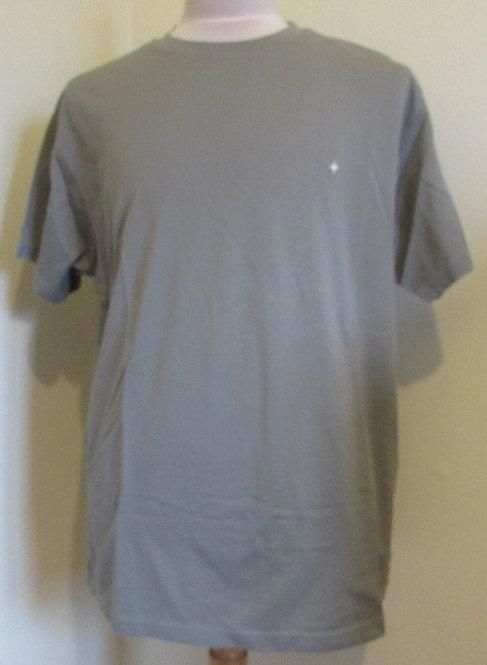 711521312 Stone Island Round Neck Tee Shirt in Grey (V0068)