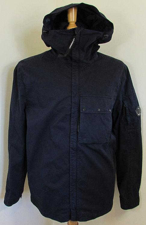 06CHMSH141A C.P. Company Jacket/Overshirt in Navy (888)