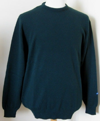 COUP 'McQuilkin' Round Neck Knit in Hooper Green