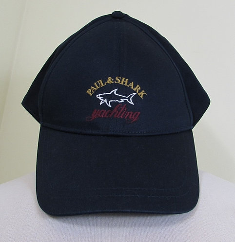 COP7200F Paul & Shark 'Crew Range' Baseball Cap in Navy