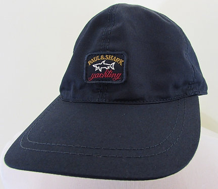 I19P7104 Paul & Shark Baseball Cap in Navy (050)