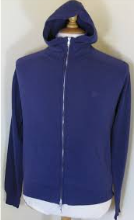 CPU0113 C.P. Company Hooded Full Zip in Purple (796)
