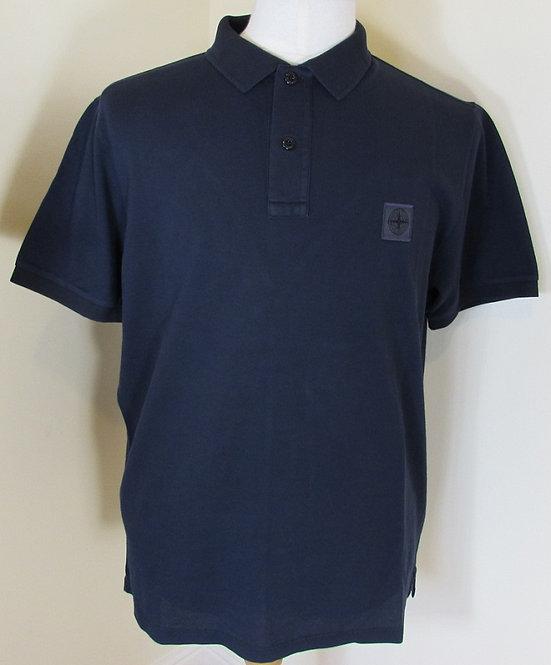 631522S67 Stone Island Polo Shirt in Navy (V0020)
