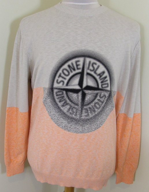 7015557A8 Stone Island Knit in Stucco (V0097)