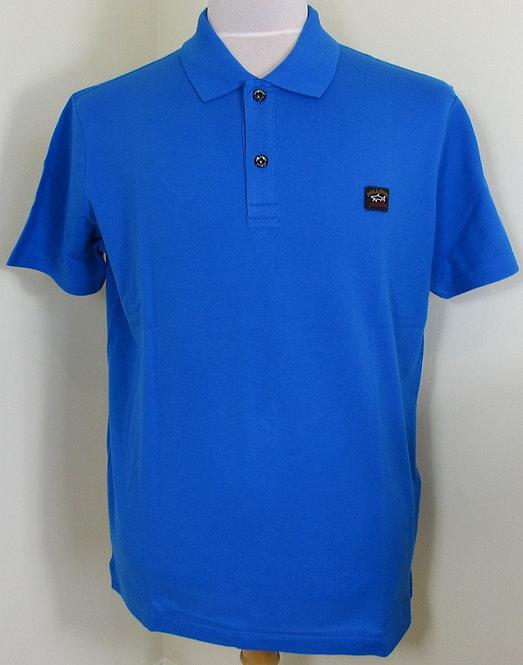 C0P1000 Paul & Shark Polo Shirt in Blue (049)