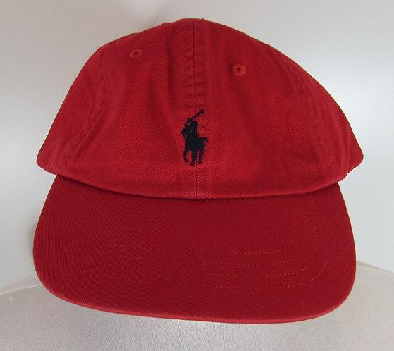 Ralph Lauren Polo Cap in Red