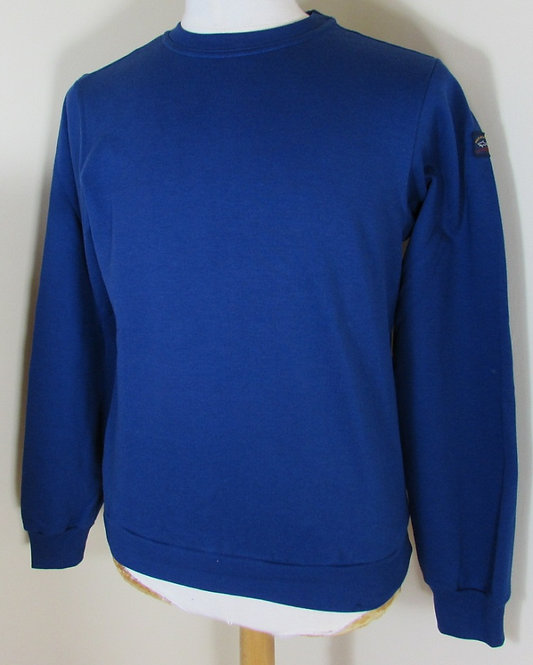 A17P1806SF Paul & Shark Sweatshirt in Blue (573)