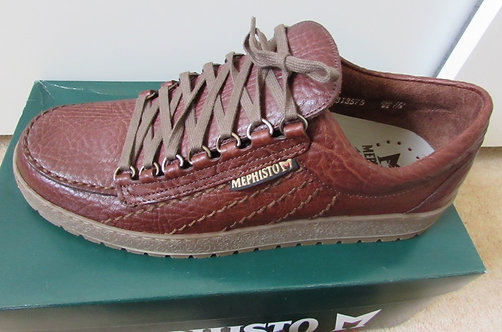 Mephisto 'Rainbow' Shoes in Desert Mamouth with Contrast Sole (742/35)