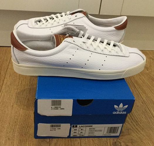 Adidas Lacombe Trainers in White