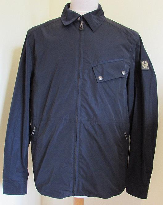 Belstaff 'Camber' Overshirt Jacket in Dark Ink (80092)