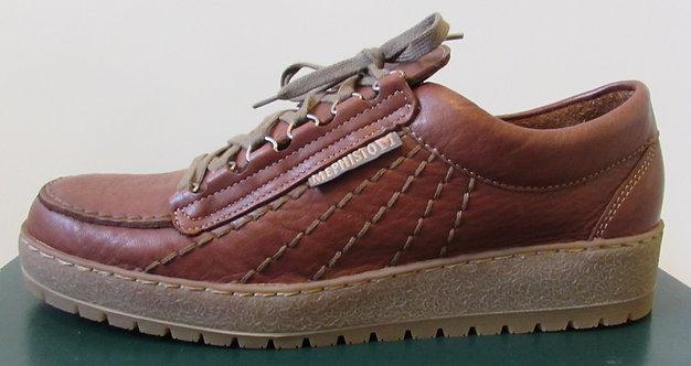 Mephisto 'Rainbow' Shoes in Hazlenut Montana (8935)