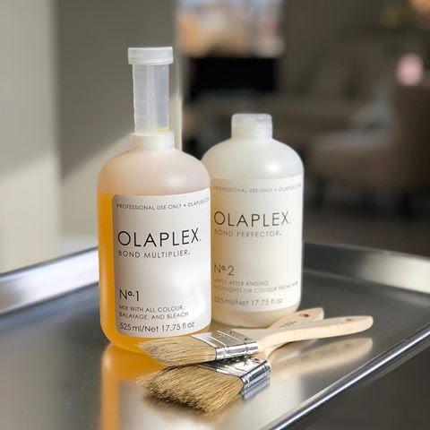 Meet Olaplex: Our Secret Weapon to Healthy Hair