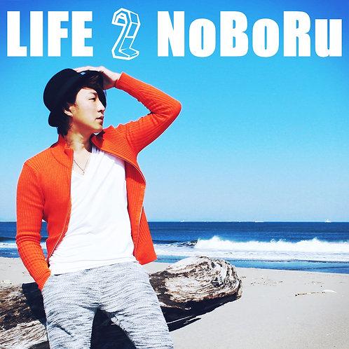 【 LIFE 2 】 2nd Album CD