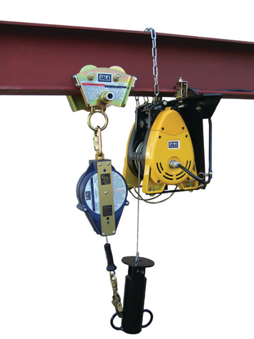 Cable de maniobra de alimentación remota anticaídas autorretrá Cod: 8102101