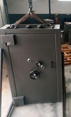 Fabricação de porta forte