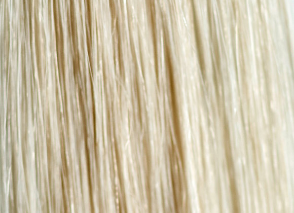 20inch #80 Platinum Blonde Narrow Edge Weft