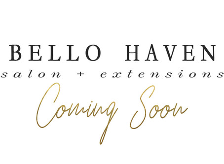 New Salon! We're moving in June!