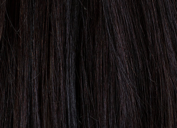 16inch #1b Narrow Edge Weft