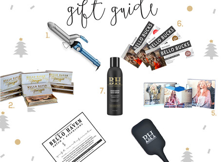 The 2019 Bello Haven Holiday Gift Guide!