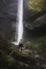 Wasserfall in Mauritius