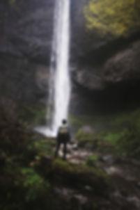 Waterfall of Image
