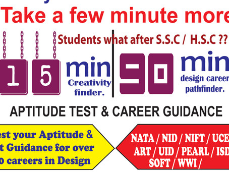 How to select Design Career after H.S.C/S.S.C ?