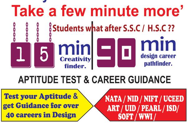 aptitude test an careercouncelling