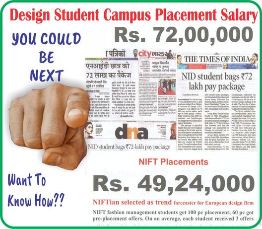 nid nift salary