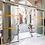 Автоматическая раздвижная дверь Manusa