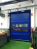 Скоростные рулонные ворота Fenroll 150