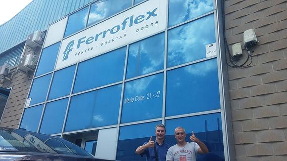 Ferroflex factory