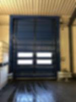 Скоростные рулонные ворота Ferpal