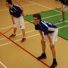 Exertion Volleyball team
