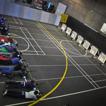 Zone shooting competition