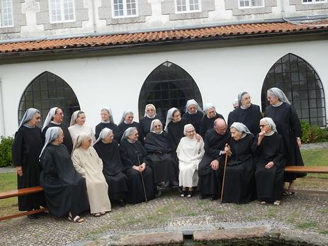 Comunidade das monjas beneditinas