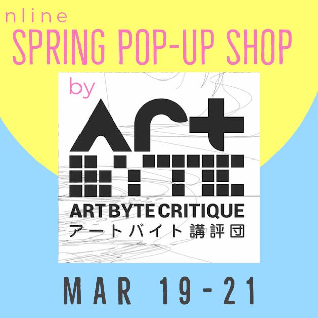 The Spring Pop-up Shop Event
