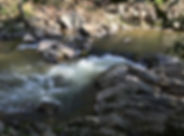 camping cabin glamping creek river
