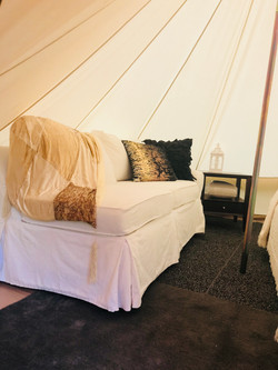 Hollywood Glamping Tent