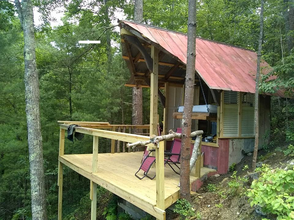 Charleston Open Air Cabin