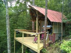 Charleston Open Air Cabin