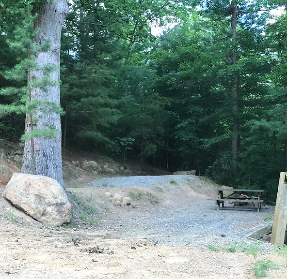camping cabin glamping