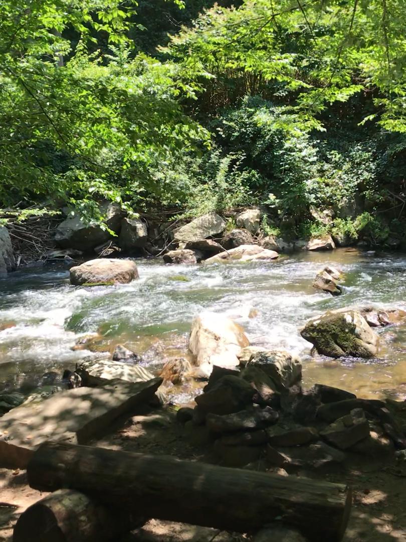 Waters Edge Creek View