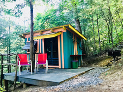 Rockin Robin Glamping Cabin